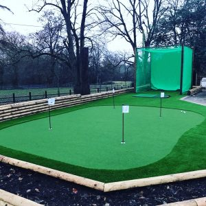 professional artificial putting green
