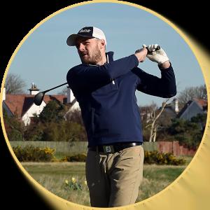 Josh Barlett Golfer