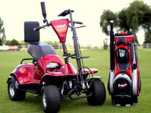 IM 4 Imotion Golf Caddy