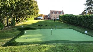 Home Putting Green - Challenger Tuft
