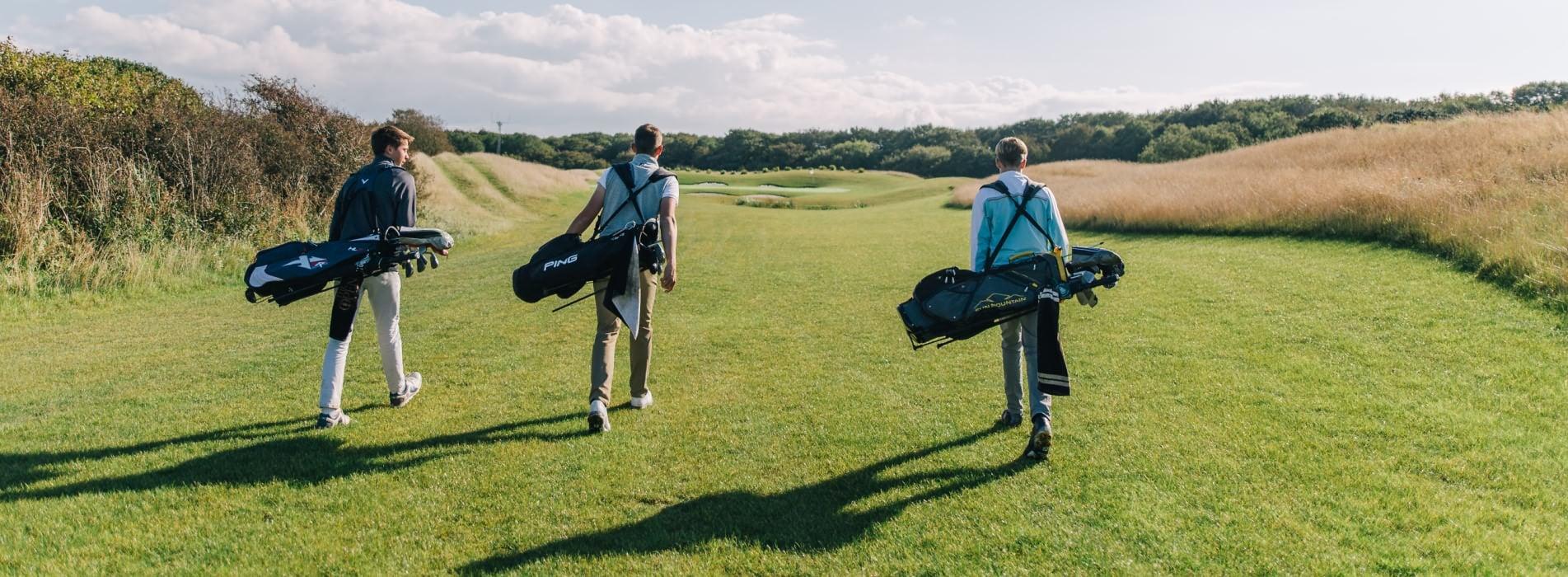 Golf Area representative