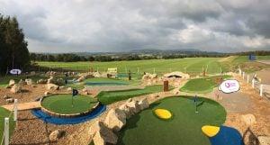 Adventure Golf Installation