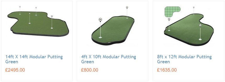 European Golf Products
