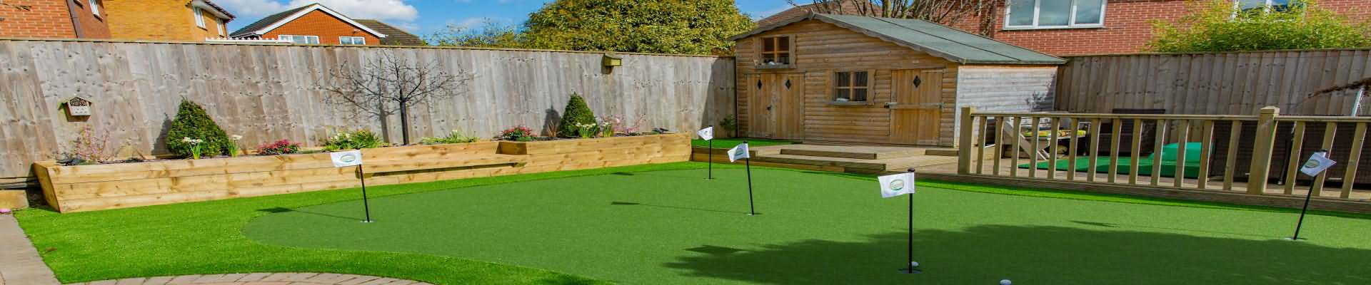 Domestic Golf and Putting