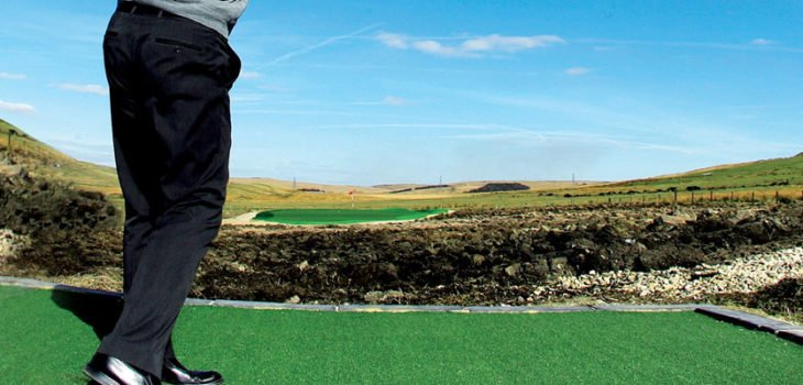 European Golf offer you the most up-to-date tee line turf available and our premium synthetic turf acts as a fantastic pathway for your club.