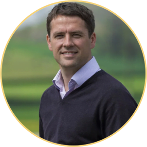 Michael Owen – England International Footballer